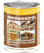 Innowood OL 0,75l 34,53€/l teak Innoskins Universal Holzlasur Holz Schutz