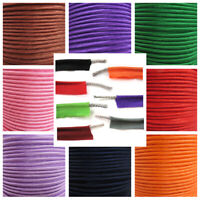 12mm FLANGED PIPING TRIM CORD '30 COLOURS' COTTON  SEW ON HABERDASHERY TRIMMING