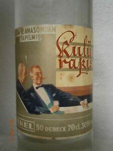 Tekel Kulüp Rakisi Yeni Raki 0,7l  Türkische Spirituose Antik 50%