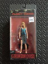 "Grindhouse Planet Terror 7"" Sexy Dakota Action Figure w/Base NECA Mary Shelton"