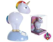SOLAR POWERED FLIP FLAP DANCING NEW UNICORN TOY GREAT GIFT IDEA