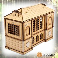 TTCombat BNIB 25mm City Town Hall TTSCW-WAR-043