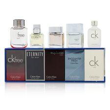 Calvin Klein Men's Mini Travel Collection Gift Set Perfume 50ml Ck Miniature C