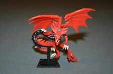 Yugioh  Mattel Mini Figure - Slifer The Sky Dragon