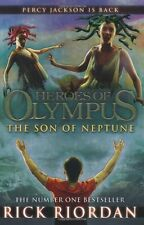 Heroes of Olympus: The Son of Neptune,Rick Riordan