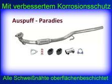 Krümmerrohr Hosenrohr Flammrohr Skoda Fabia I 1.2 Typ 6Y2 bis Bj. 10/2005 + Kit