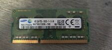 Samsung 4GB DDR3 PC3L-12800S 1600Mhz Laptop Memory M471B5173EBO-YKO HP Dell Acer