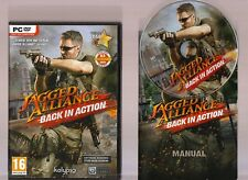 JAGGED ALLIANCE BACK IN ACTION. PC STRATEGY. NO CODE! PLEASE READ THE LISTING!!