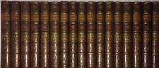 LEATHER Set;Works LORD BYRON!Shelley Poetry(FIRST EDITION 1832!) GORGEOUS! RARE!