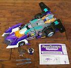 Transformers Cybertron Leader Class Megatron Hasbro 2005