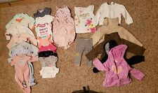 baby girl 9 month lot clothing for spring and summer