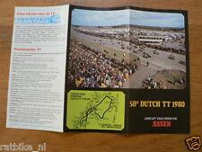 1980 FLYER DUTCH TT ASSEN 1980 GRAND PRIX,MOTO GP JACK MIDDELBURG ?