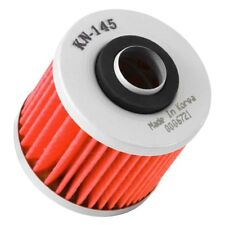 KN-145 K&N Powersports OE Performance Engine Oil Filter Cartridge K and N Part