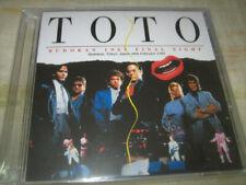 TOTO BUDOKAN 1985 FINAL NIGHT  CDR-PRO (28.02.85) Live rare import Japon