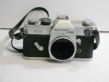 BELL & HOWELL / CANON CAMERA FX - CAMERA BODY ONLY - 35MM FILM