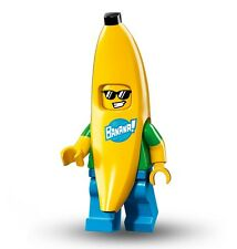 LEGO BANANA SUIT GUY #15 Minifigure 71013 Series 16 NEW FACTORY SEALED - Costume