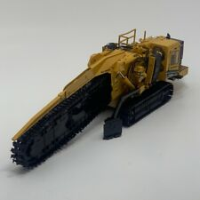 Vermeer T1255 Commander 3 Tractor w/ Track Chain Trencher by TWH 1:50 Scale