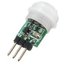 Mini IR Infrared Pyroelectric PIR Body Motion Human Sensor Detector Module
