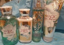 BATH AND BODY WORKS MAGIC IN THE AIR COLLECTION