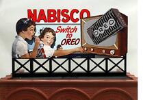 Miller Engineering    HO:N  NABISCO Billboard  MLR441752