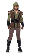 Leg Avenue Robin Hood Medieval Adult Halloween Costume 85268 XL