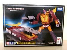 Transformers Masterpiece MP-40 Targetmaster Hot Rodimus Takara Totalmente Nuevo