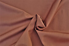 E51 PLAIN OLD ROSE SUPER FINE 150's DELUXE PURE WOOL PANAMA WEAVE MADE IN ITALY
