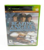 Blazing Angels: Squadrons of WWII Air Warfare Combat Sim (Microsoft Xbox, 2006)