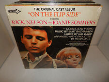 RICK NELSON JOANIE SOMMERS On The Flip Side ORIG 1966 Decca DL 4836 SEALED LP