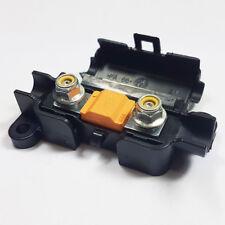 10 x 30 Amp Midi FUSIBILE ARANCIO + MIDI/striscia di collegamento scatola portafusibili AUTO 30 A