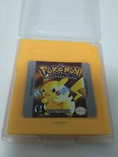 pokemon Edicion Amarillo Yellow  game boy color GBA.New en Español