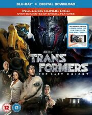 Transformers: The Last Knight (Bonus Disc + Digital Download) [Blu-Ray]