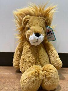 JELLYCAT Bashful Lion Medium 31cm - Soft plush toy