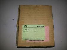 MAZDA PART NUMBER PART NUMBER K80115150 COOLING FAN DRIVE
