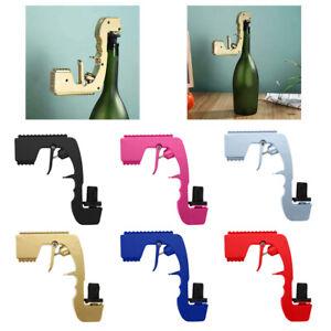 Champagne Gun Wine Stopper Wine Dispenser Ejector Flirt Gun easy control