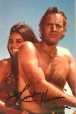 Linda Harrison Signed Autographed Photo. Charlton Heston. Planet Of The Apes.