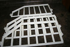 Vintage Barbie Doll Dream Cottage Replacement Rails for Balcony Four Total