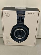 BNIB Audio-Technica ATH-M50X Professional Monitor Headphones - Black.