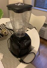 Oster 6706 6-Cup Plastic Jar 10-Speed Blender Black