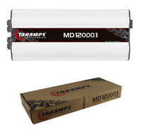 Taramps MD12000 12000W Full Range Monoblock Amplifier Car Audio .5 Ohm