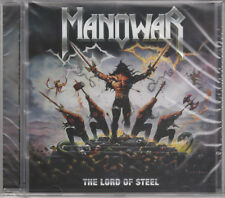 MANOWAR 2012 CD - The Lord Of Steel - Virgin Steele/Majesty/Warlord/Dio - SEALED