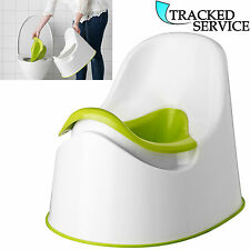 KIDS POTTY CHAIR SEAT BABY TODDLER TRAINING CHILDREN REMOVABLE TOILET SEAT KIG1