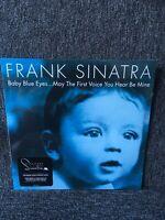 Frank Sinatra - Baby Blue Eyes [New Vinyl LP]. Sealed 2 X Lp. Brand New.