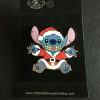 Santa Stitch Disney Pin 17988