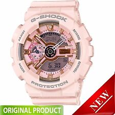 GMAS110MP-4A1 Casio G-Shock  S-Series Pink/Gold Ana-Digi Pink watch