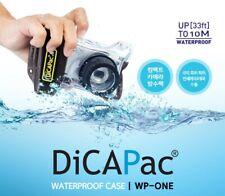 DiCAPac WP-One/WP-410 Unterwassertasche für 95%+ aller kompakten Digitalkameras