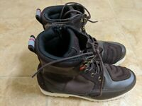 USED Sidi Arcadia Casual Touring Motorcycle Boots Brown Size US 9 / 43 EU