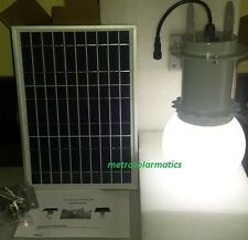 SMART Solar Street Light Auto Dim Dusk-Dawn LED Motion Sensor flood light