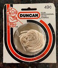 Vintage New Duncan Professional Yo Yo Strings