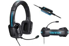 TRITTON Kama PlayStation PS4 Chat Gaming Headset Headphones, Xbox One w/3.5mm